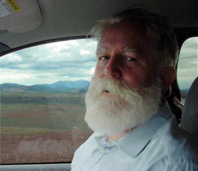 James Turrell at the Roden Crater