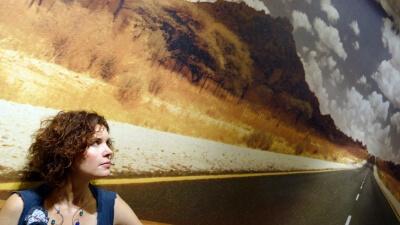 Portrait of Crista Cloutier