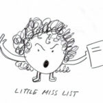 Illustration of Little Miss List
