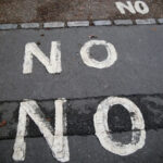 No graffitti