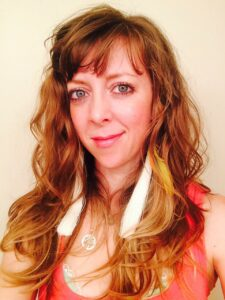 Portrait of Artist Summer Lydick