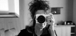 Crista Cloutier Self-portrait