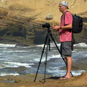 Portrait of Artist David Foster
