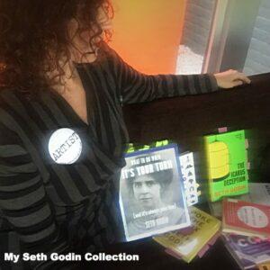 My Seth Godin Book Collection