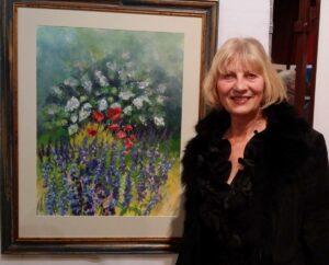 Portrait of Artist Ann Dunbar