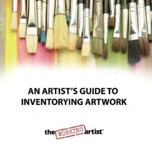 An Artist's Guide to Inventorying Artwork E-Book