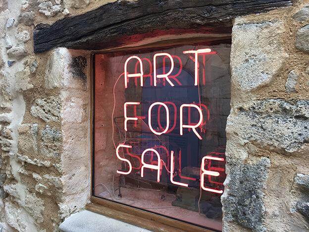 Shop window Art for Sale