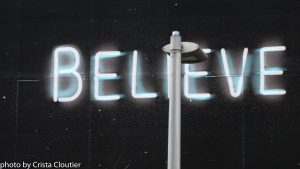 believe artist