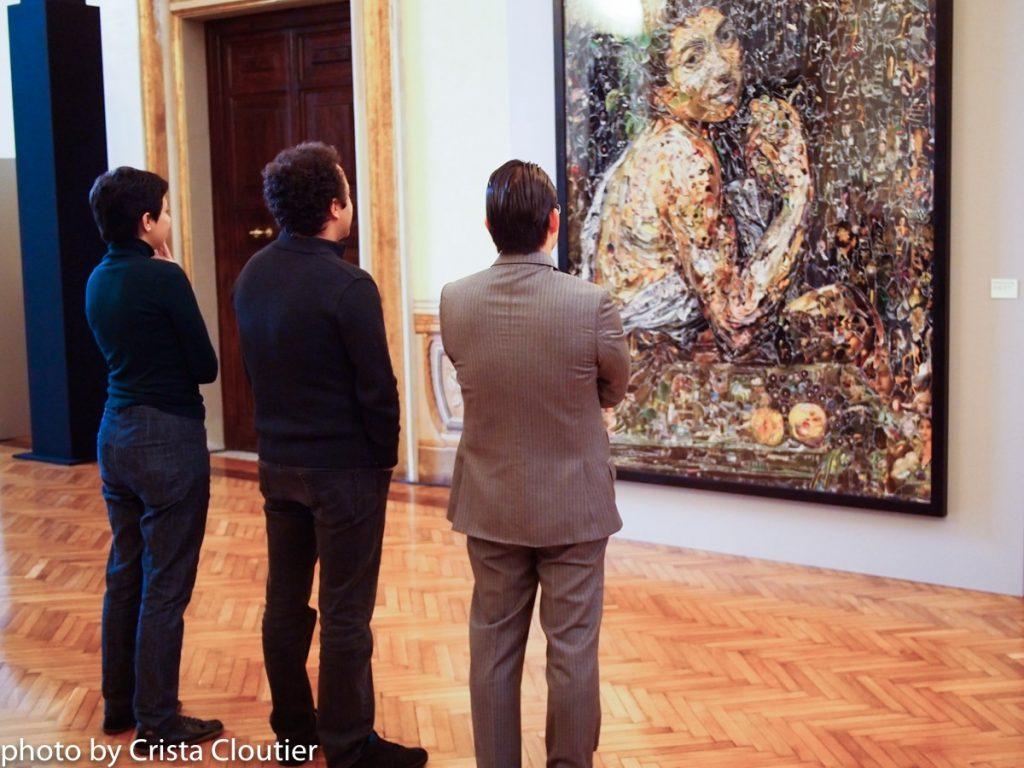 art gallery challenges